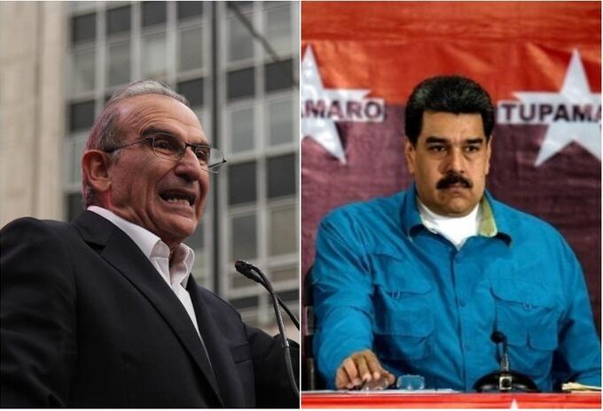 Maduro y De la Calle