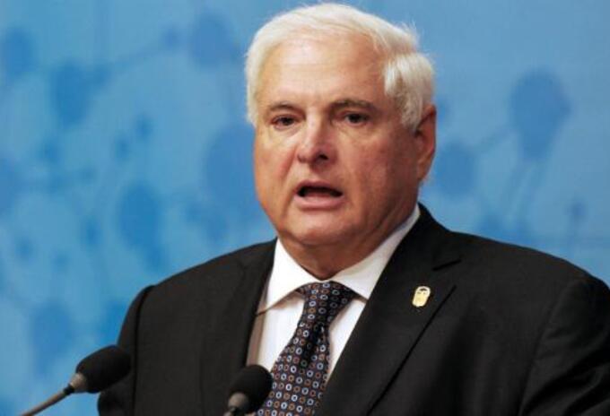 Expresidente de Panamá Ricardo Martinelli.