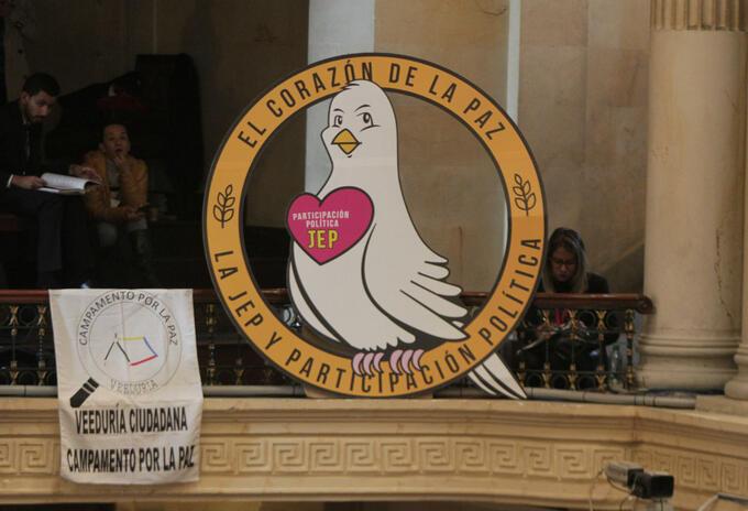 Curules de paz