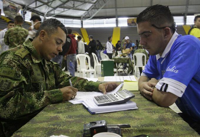Servicio militar