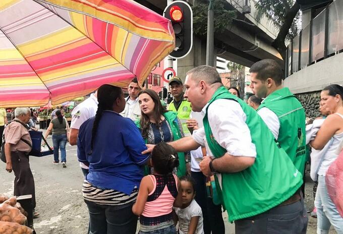 Explotación laboral en Medellín