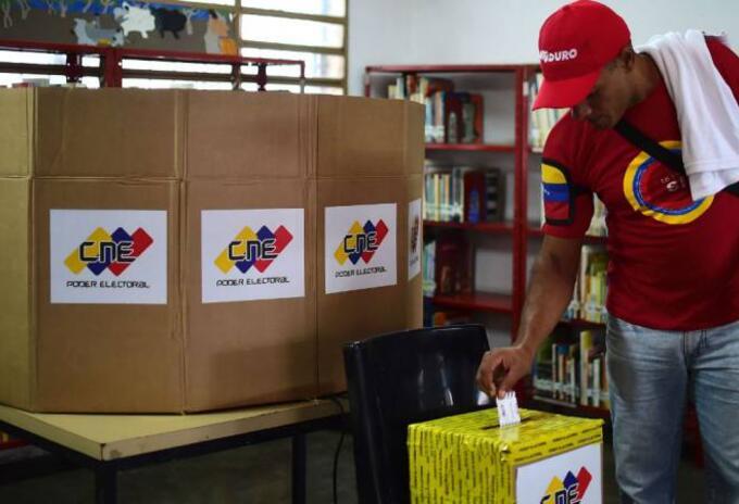 Una negociación entre el gobierno y la MUD sobre garantías electorales fracasó el 7 de febrero en República Dominicana.